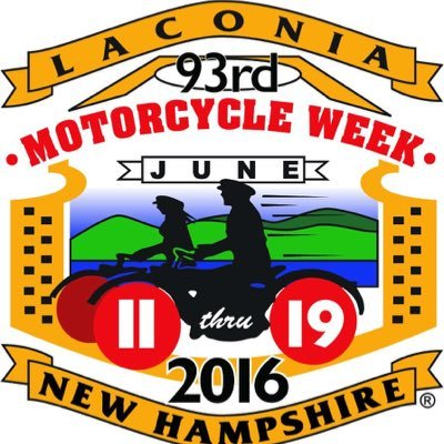 Laconia Motorcycle Week 2016