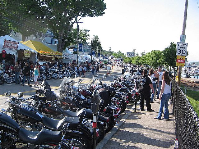 Laconia Bike Week 2007 Image
