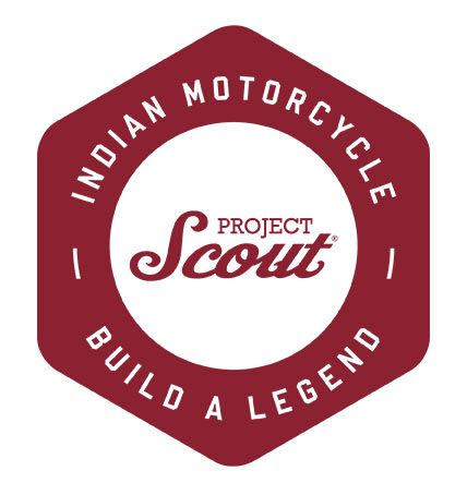 Indian Motorcycle Project Scout Logo