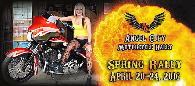 Angel City Spring Motorcycle Rally 2016